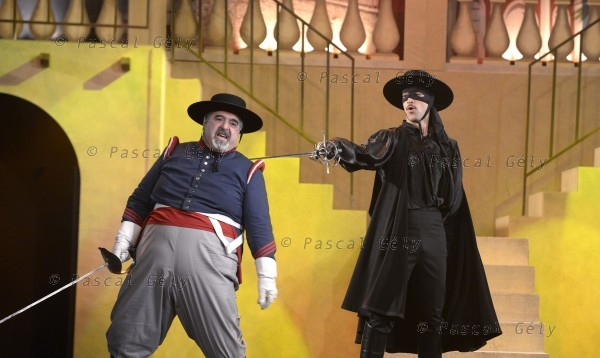 Pascal Gely Photo Zorro
